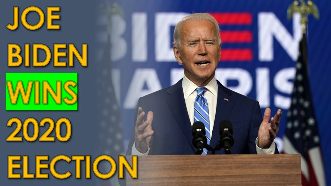 2020 US election results – Joe Biden will  WIN the 2020 Election –  2020 Election Analysis