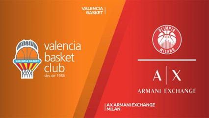 EuroLeague 2020-21 Highlights Regular Season Round 7 video: Valencia 86-81 Milan