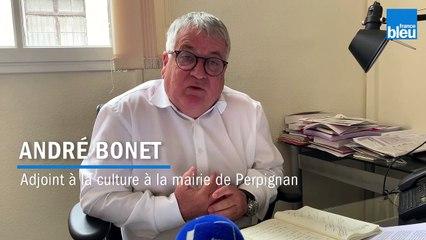 Andre_Bonet_adjoint_à_la_culture_détaille l'utilisation du pass sanitaire dans les événements de Perpignan
