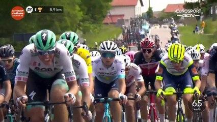 Critérium du Dauphiné 2021 - Stage 3 - Final Kilometers