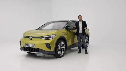 Nuevo Volkswagen ID.4 - Monitorización del entorno