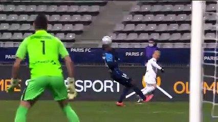 Résumé Paris FC-ACA (1-1) J19
