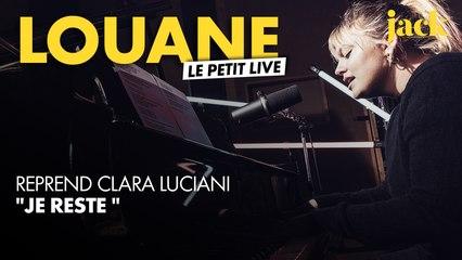 Le Petit Live de Louane