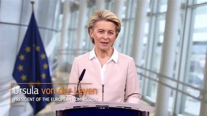 President von der Leyen EU debates at the 16th World Jewish Congress Plenary Assembly
