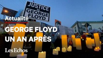 Mort de George Floyd, un an après : des commémorations et une loi