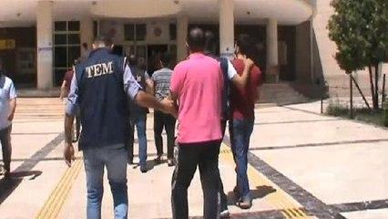 Şanlıurfa'da DEAŞ'lı 3 şüpheli tutuklandı
