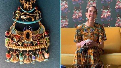 JJ Martin Talks About The Jewelry Pieces That Speak To Her