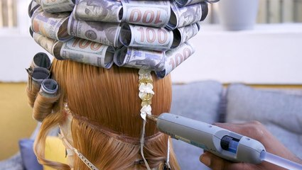 Meet the wigmaker creating $1,000 wigs are made for celebrities