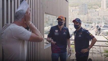 Max Verstappen y Checo Pérez, ¿cuánto saben sobre Mónaco y su GP de F1?