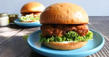 Chicken Sandwich Recipe   Yummy PH
