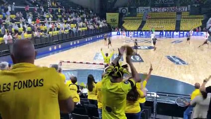 Handball : après 7 mois de huit-clos, le public de retour au Phare de Chambéry