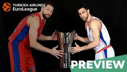 Semifinal Preview: CSKA - Efes