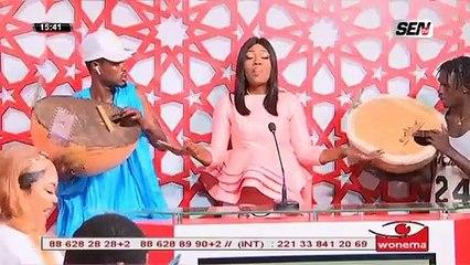 Maman offre un leumbeul civilisé aux téléspectateurs de Sen TV