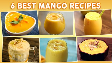 Best Mango Recipes   आम की स्वादिष्ट रेसिपी   Aamras   Mango Milkshake   Mango Lassi   Amrakhand