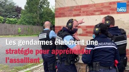 Exercice de tuerie à Vitry-le-François