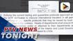 Palace orders inbound international flights to Mactan Cebu International Airport diverted to NAIA