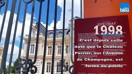 Inauguration du Musée du vin de Champagne et d'archéologie régionale à Epernay