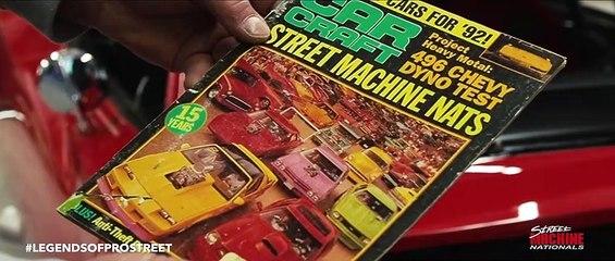 Wally Elder's '69 Daytona debut at Street Machine Nationals Du Quoin :60