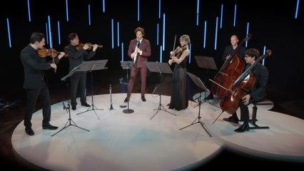 Andreas Ottensamer - Mendelssohn: Lieder ohne Worte, Op. 102: No. 5 Allegro vivace (Arr. Ottensamer for Clarinet and Strings)