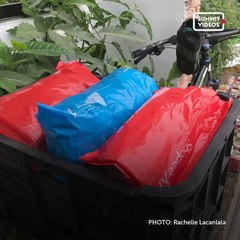 Online Shop Much? JuanBag Upcycles Plastic Packaging Into Reusable Bags