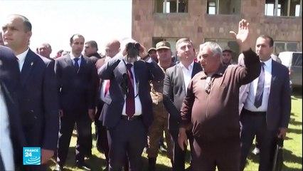 أرمينيا تعلن أسر أذربيجان 6 من جنودها قرب الحدود بين البلدين