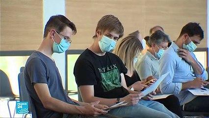 فرنسا تفتح الإثنين باب التطعيم أمام جميع البالغين