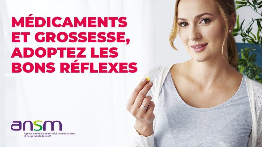 Médicaments et grossesse, adoptez les bons réflexes !