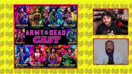 'Army of the Dead' Zack Snyder Dave Bautista Review Spoiler Discussion