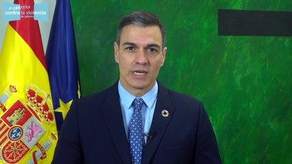 Pedro Sánchez y otras personalidades políticas apoyan la VIII Carrera contra la Violencia de Género