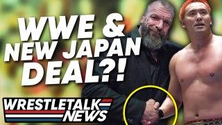 WWE STEALING AEW Partnership?! Paige BANNED From Twitch!   WrestleTalk