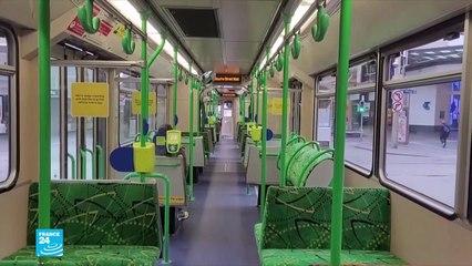 إجراءات صارمة جدا لمطاردة كورونا في مدينة ملبورن الأسترالية