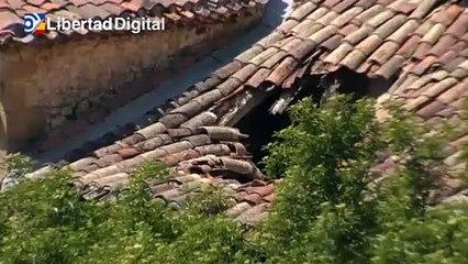 Una ermita olvidada y su finca de 325 hectáreas en Soria a la venta en internet