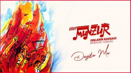 Grup Munzur - Dayika Ma - [Official Music Video © 1995 Ses Plak]