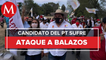 Atacan a balazos a candidato a diputado del PT en Morelos; sale ileso