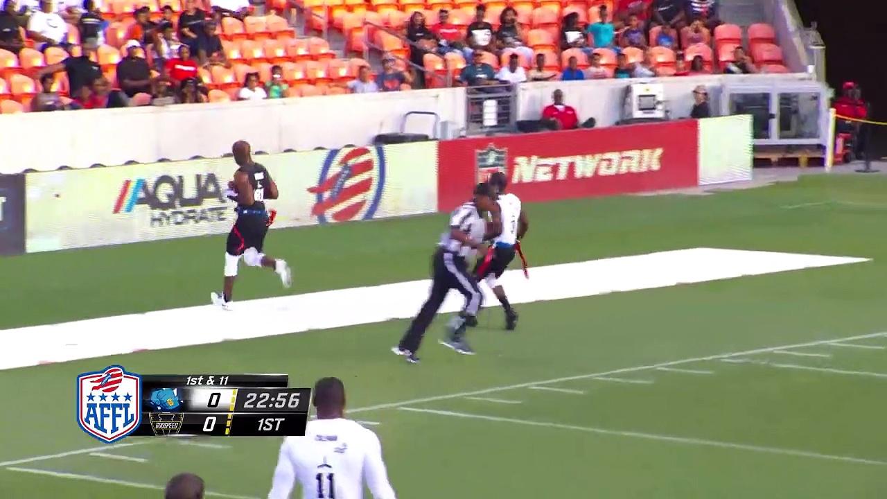 Flag Football Championship Highlights: Pro'S Vs. Amateurs For $1 Million Dollars   Nfl