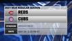 Reds @ Cubs Game Preview for MAY 29 -  2:20 PM ET