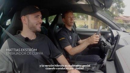 Mattias Ekström nos descubre Extreme E antes de la segunda cita de la temporada