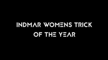 Wake Awards 2020 - Indmar Women's Trick of the Year