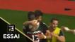 TOP 14 - Essai de Romain NTAMACK (ST) - Toulouse - Clermont - J25 - Saison 2020/2021
