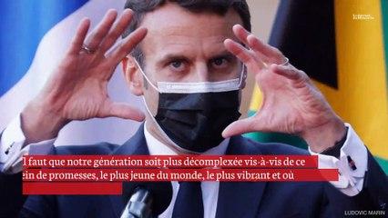 EXCLUSIF. Immigration, terrorisme, colonisation... Les confidences de Macron en Afrique