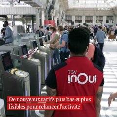 Le PDG de la SNCF annonce de nouveaux tarifs, plus bas et plus lisibles, pour les