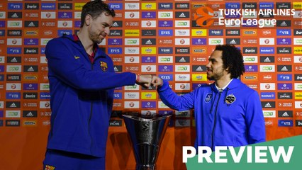 Championship Game Preview: FC Barcelona-Anadolu Efes Istanbul