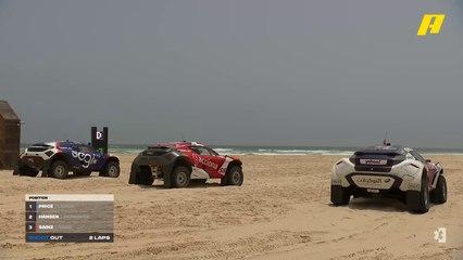 بداية نارية لسباق إكستريم إي في السنغال