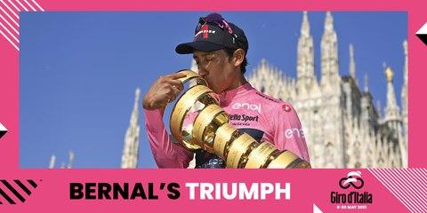 Giro d'Italia 2021 | Bernal's Triumph