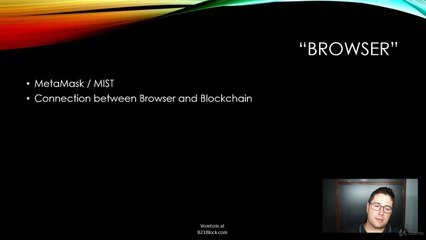 009 Let's See How Websites Can Interact With The Blockchain