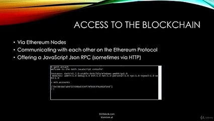 031 This Is How Access To The Blockchain Works