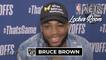 Bruce Brown Game 4 Postgame Interview   Celtics vs Nets