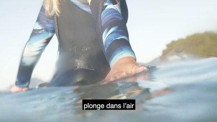 L'air d'ici - Épisode 3 - Isabelle Fabre, kitesurfeuse