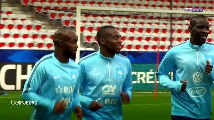 INTERVIEW - Didier Deschamps et ses coups tactiques en Equipe de France