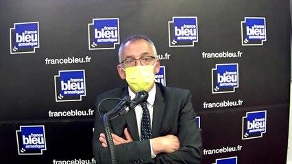 """Thierry Burlot, candidat """"Nous la Bretagne"""" aux élections régionales"""